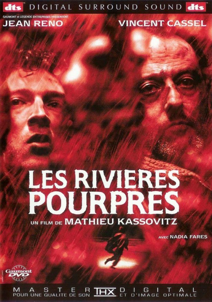 Багровые реки / Les rivières pourpres (2000, Франция)