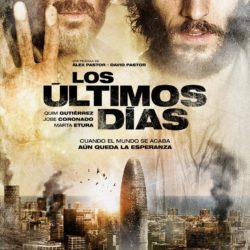 Эпидемия / Los últimos días (2013, Испания, Франция)