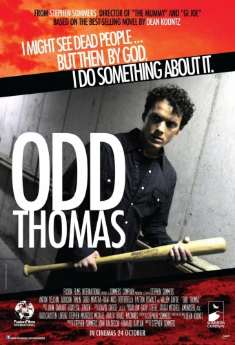 Странный Томас / Odd Thomas (2013, США)