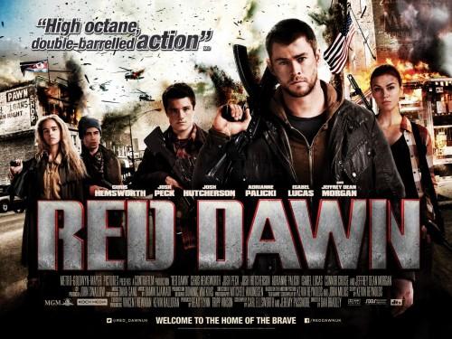 Неуловимые / Red Dawn (2012, США)