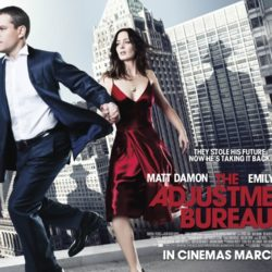 Меняющие реальность / The Adjustment Bureau (2011, США)