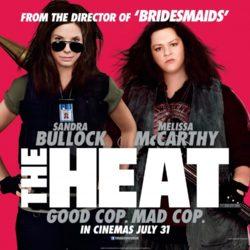 Копы в юбках / The Heat (2013, США)
