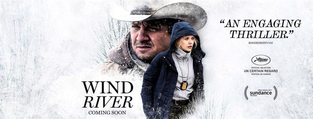 Ветреная река / Wind River (2016, Великобритания)