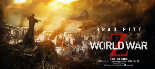 Война миров Z / World War Z (2013, США)